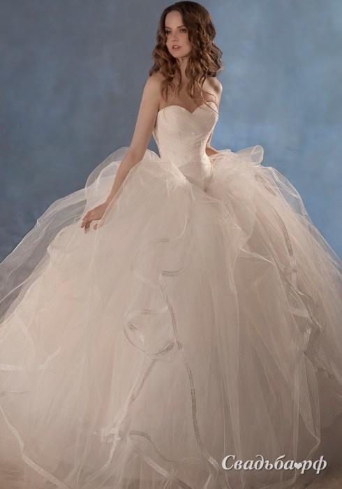 Антонелла свадебные платье